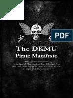 The DKMU Pirate Manifesto (v2)