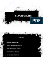 Block Chain Systems'
