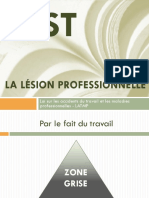 Sst Info Lesion Professionnelle
