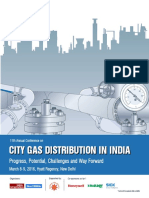 City Gas Distribution India