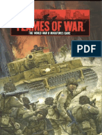 Flames of War - Rulebook 2.0