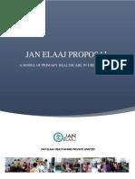 Jan Elaaj Urban Primary Healthcare Proposal PB2