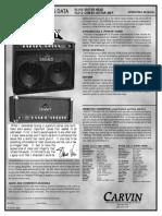 Carvin legacy manual