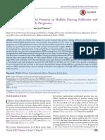 Uterine Luminal Fluid Proteins