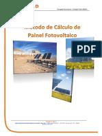 Calculo de Paineis