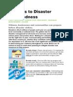 10 Steps to Disaster Preparedness.docx