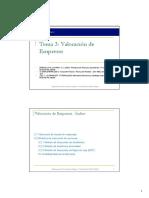 T3 DF Valoración de Empresas