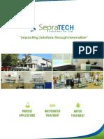 SepraTECH Solutions Brochure
