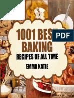 Baking_ 1001 Best Baking Recipe - Emma Katie.pdf