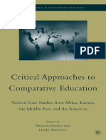 Critical approaches to comparative education.pdf