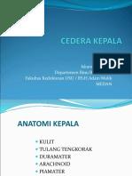 K - 11 Cedera Kepala (Bedah Neurologi).ppt