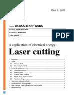 155132619 Laser Cutting