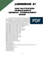 CBT Tournament Rules M21