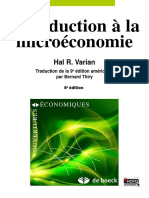 Introduction à la microéconomie - Hal Varian.pdf