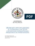 Tesis Programa de Intervención