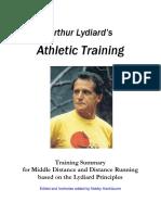 Athletic Training Lydiard (Best)