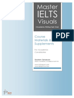 Master ielts visuals
