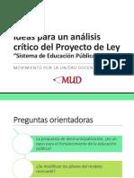 Presentación - Análisis Crítico NEP (MUD 2017)