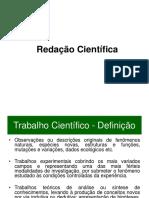 estrutura de texto cientifico - ponto 3.ppt
