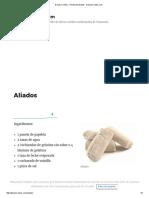 Dulces Criollos - Receta de Aliados