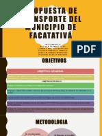 PROPUESTA DE TRANSPORTE DEL MUNICIPIO DE FACATATIVÁ.pptx