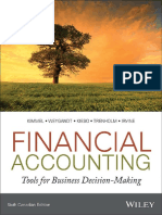 Financial Accounting Tools for Business Decision Making 6th Canadian Ed