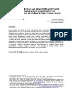 Analisis de Falla - Portuges