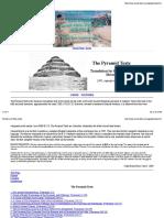 The Pyramid Texts Index