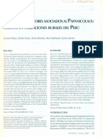 Papanicolau prevalencia