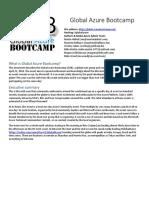 Azure bootcamp 2019