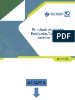 Relatório Janeiro 2019-Caldeiraria 3