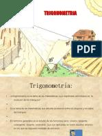 presentacion de trigonometria