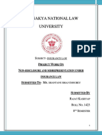 259979252-misrepresentation-non-disclosure-abd-breach-of-warranty-by-the-insured.docx