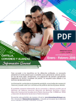 Cartilla Convenios 2019 Enero-febreo Baja
