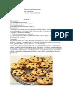 Cookies americanas o galletas con chips de chocolate.docx