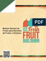 Manual de frutas