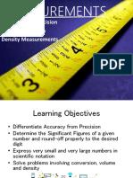 Measurements 1