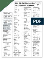 Alg - 5º -Sistemas de Ecuaciones