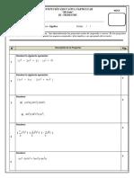 Algebra Primaria 6