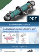 Intercambiador de Tubos y Coraza- Metodo NTU