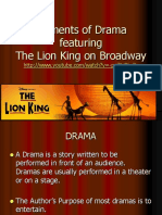 Elements of Drama-The Lion King 2013.pdf