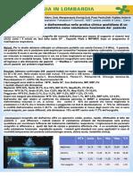 L'ecografia dell'escursione diaframmatica nella pratica clinica quotidiana di un reparto di riabilitazione  specialistica come valutazione funzionale del paziente respiratorio