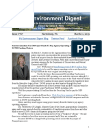 Pa Environment Digest March 11, 2019