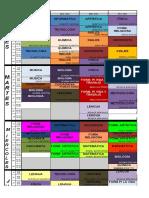 Horario Profes 2019 Modificado 8-03