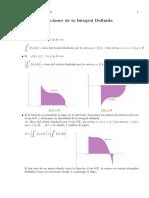 8. Aplicaciones de La Integral Definida. Areas y Volumenes