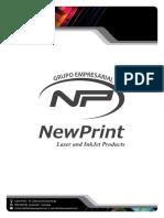 Portafolio Newprint 2017