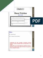 GCV405-RCII-Chapter 8 -Shear Friction (V14)