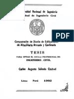 Comparación de Diseño de Edificaciones de Albañilería armada y Confinada.pdf