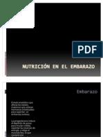 Nutricin en El Embarazo 1203304068907355 5 Ppt Share)