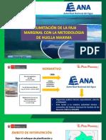 Determinacion de faja marginal con la metodología de huella maxima - Ing. Carlos Perleche Fientes.pdf